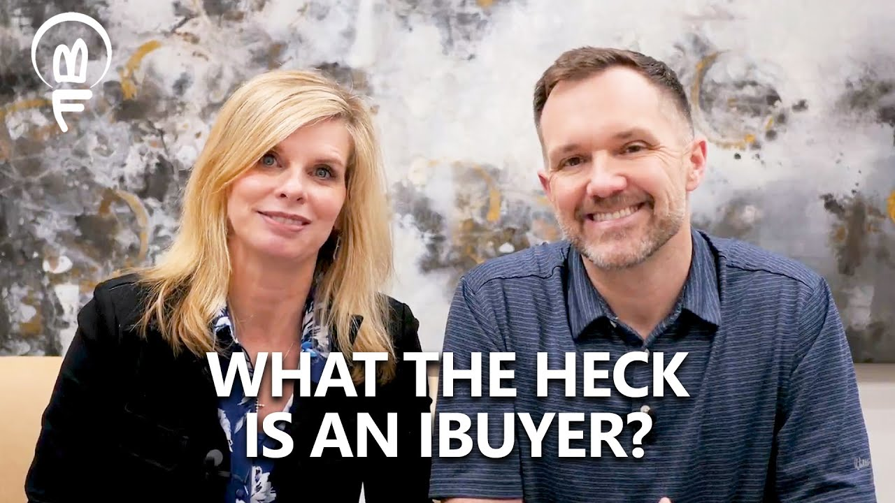 What the Heck Is an iBuyer?