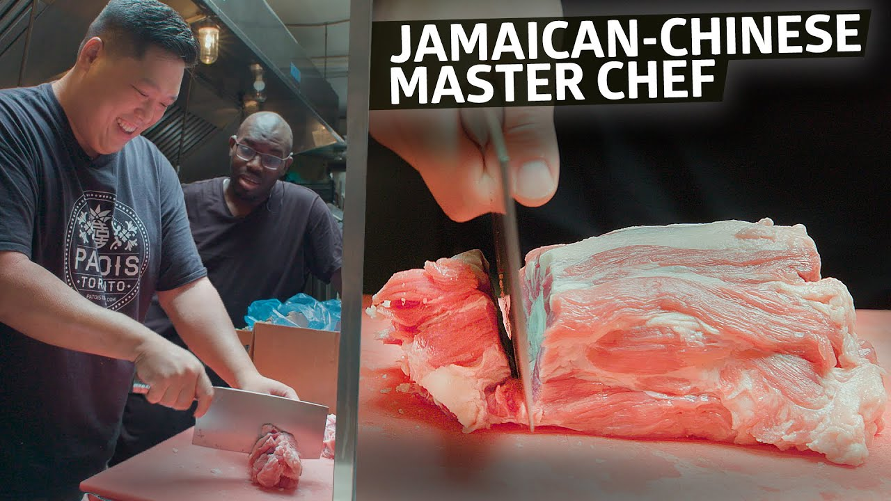 How a Master Chef Uses Michelin-Level Techniques at His Jamaican-Chinese Restaurant — Mise En Place thumbnail