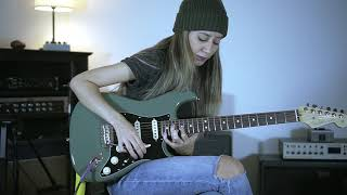 While My Guitar Gently Weeps (The Beatles) - by Lari Basilio