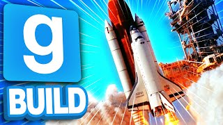 SPACE ROCKETS | Gmod Build Off