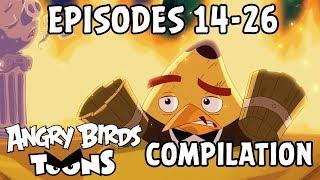 Angry Birds Toons Compilation   Season 2 Mashup   Ep14 26