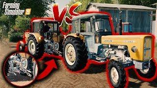 🚜 Przeciąganie Liny ❗️  Mistrzostwa Rolników  ⚡️ Rolnicy Mechanicy ⭐️ Farming Simulator 19 🚜
