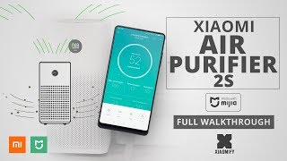 Xiaomi Air Purifier 2S (compared with other models)