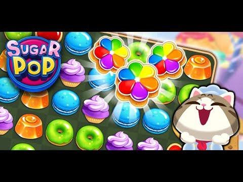 Vidéo Sugar POP : Puzzle Master