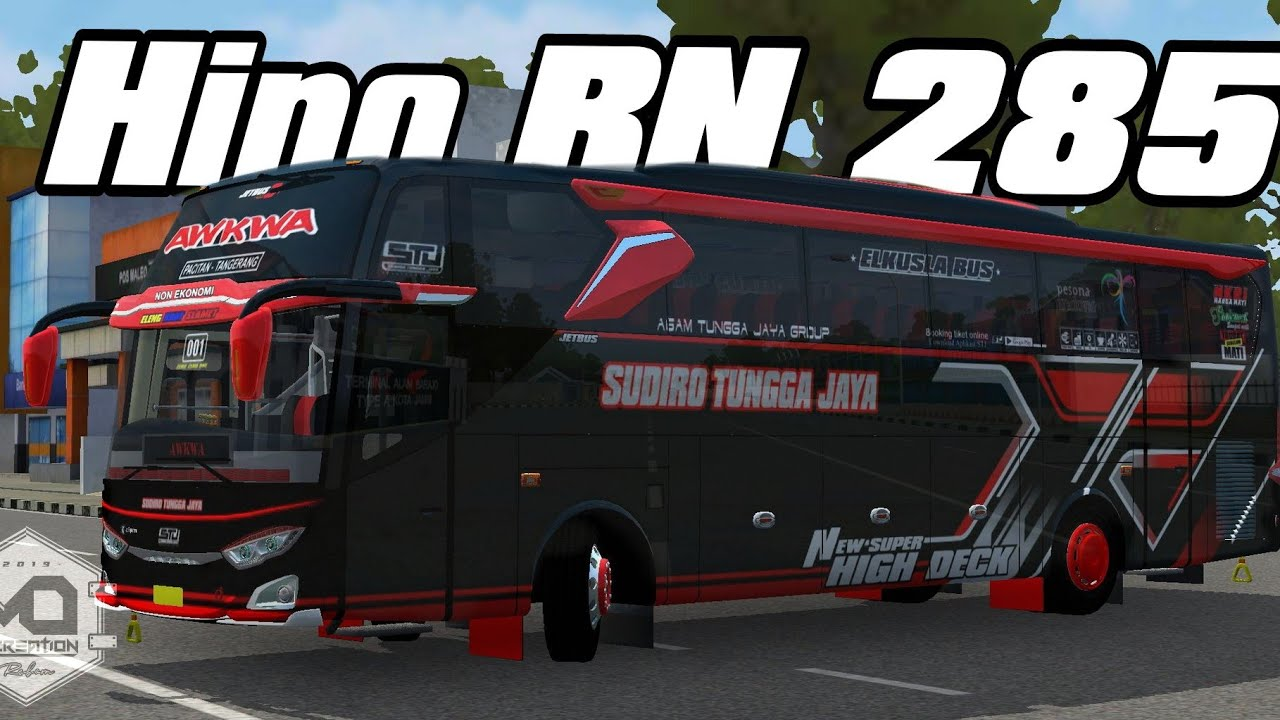 Jetbus3+ HDD Hino RN285, Jetbus3+ HDD Hino RN285 mod BUSSID, Mod BUSSID Jetbus3+ HDD Hino RN285, Jetbus 3 HDD Hino bus Mod BUSSID, BUSSID Bus Mod, Mod BUSSID, BUSSID Mod, Mod for BUSSID, Bus Mod BUSSID, SGCArena, MD Creation
