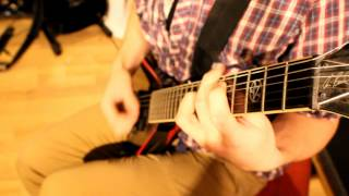 Times Of Grace - Fall Of Grace (guitar cover) HD