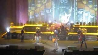 Eric Church singing Jack Daniels kicked my ASS again last night