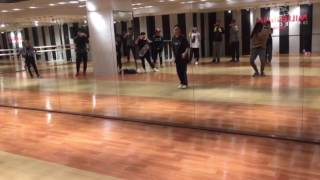 Right There/August Alsina-choreography by Nene