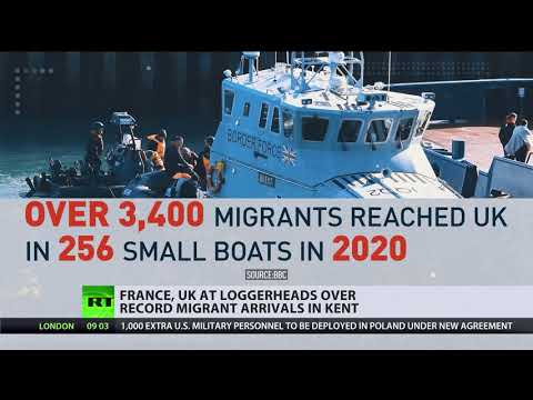 Boats of Discord | Record migrant arrivals in Kent spark quarrel between UK and France