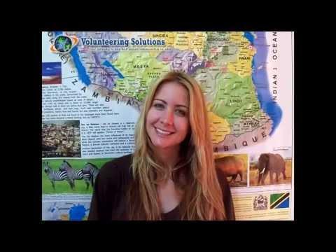 Volunteering in Arusha - Tanzania with Volunteering Solutions