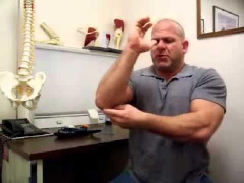 Video Golfer's Elbow Treatment Program