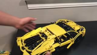 Lego Aventador Videos
