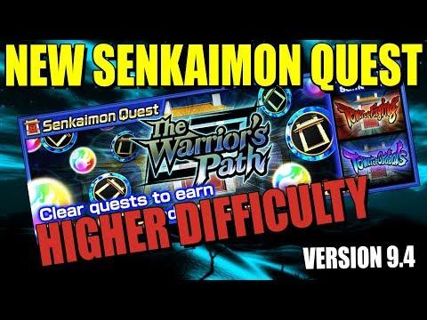 NEW SENKAIMON QUEST PLANNED FOR LATE NOVEMBER (Version 9.4 Update) Bleach Brave Souls
