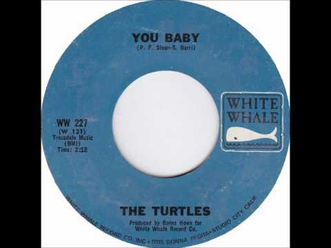 THE TURTLES You Baby 1966 HQ