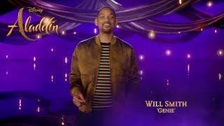 Disney's Aladdin & Make-A-Wish® #FriendLikeMe Challenge