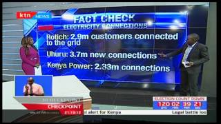 Fact Check on electricity connections