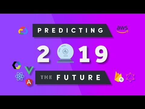 10 Predictions about 2019 for Developers