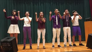 Words (by The Real Group) - MosaicHK A Cappella (港澳大專無伴奏合唱比賽2015)