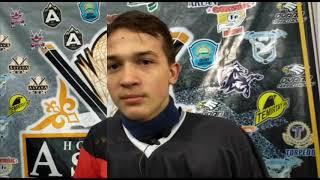 МЛК «JASTAR» Послематчевые комментарии игроков МХК «Астана» - МХК «Мунайши», игра № 120