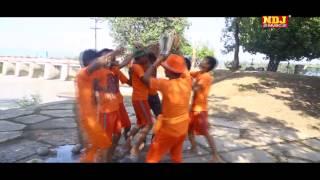 Main Fan Bhole Nath Ka | Haryanvi Devotional Bhole Baba Bhajan 2015 | Amardeep Badhavadiya