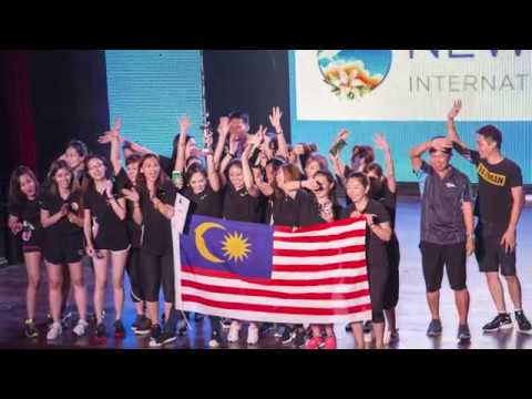 New Image International - Smoothie: Amazing Race Highlights