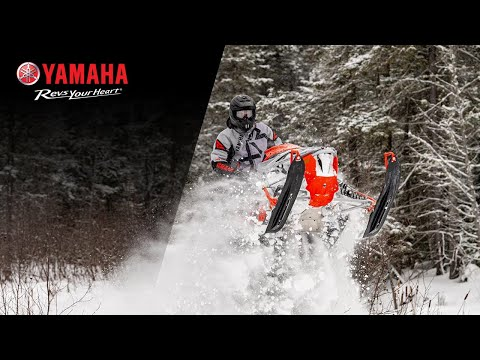 2021 Yamaha Sidewinder X-TX SE 146 in Mio, Michigan - Video 1