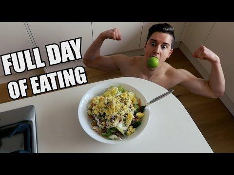 Full Day Of Eating To Stay LEAN | JG Calisthenics