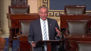 Sen. Tim Kaine Speaks About the Arctic National Wildlife Refuge (10/17/17)
