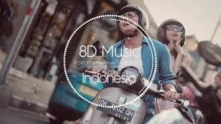 Rizky Febian Ft. Mikha Tambayong   Berpisah Itu Mudah 8D Audio (8D Music Indonesia)