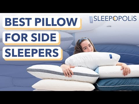 Best Pillows for Side Sleepers - More Support To Avoid Neck Pain!