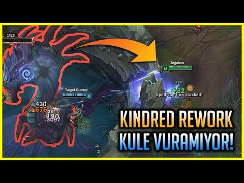 KINDRED İLE ÇILGIN BARON KESME TEKNİĞİ | KULELER VURAMIYOR | LEAGUE OF LEGENDS