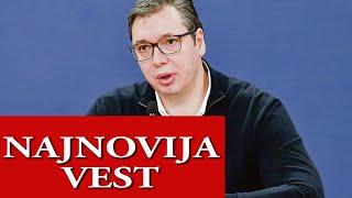 Aleksandar Vučić LOŠE Najnovije informacije o stanju predsednika