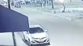 Câmeras flagram execução de vereador na fronteira Brasil-Paraguai; veja