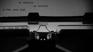 Video Hluchý Dovrat - Slova (lyrics video)