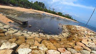 Отдых на Бали 2018! Ужасные пляжи в САНУРЕ с канализацией! Pantay Sawang и Sanur Beach