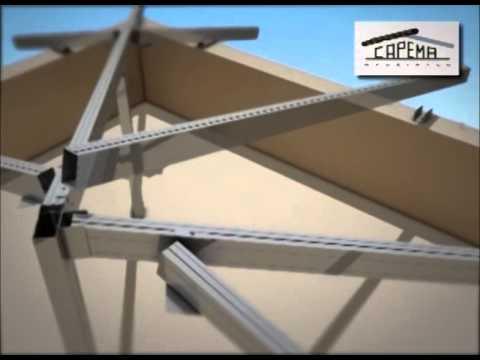 Vídeo sobre Montagem Estrutura Residencial
