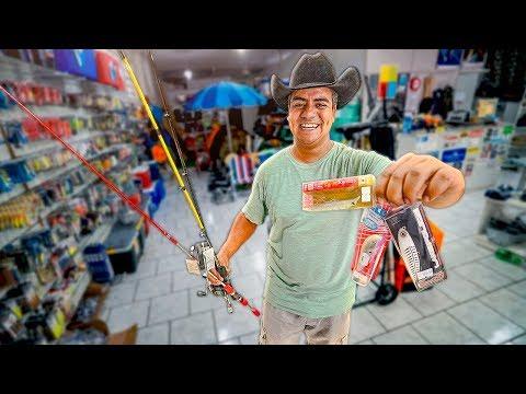 I negozi per pescare in Tula