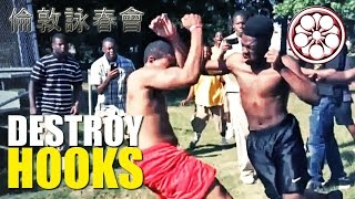 STOP HEAVY HOOKS DEAD   How to Block a Punch