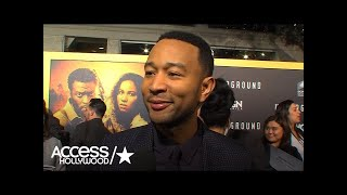 'Underground': John Legend Talks Playing Frederick Douglass, His New Song 'In America'