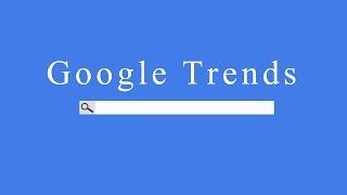 גוגל טרנדס Google Trends יציג לכם את החיפושים הכי פופולארים ברשת
