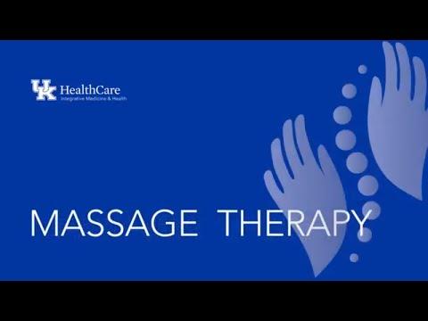 Massage techniques for caregivers - Foot & Leg Massage - YouTube