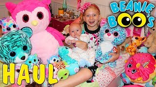 My HUGE Beanie Boo Collection!!