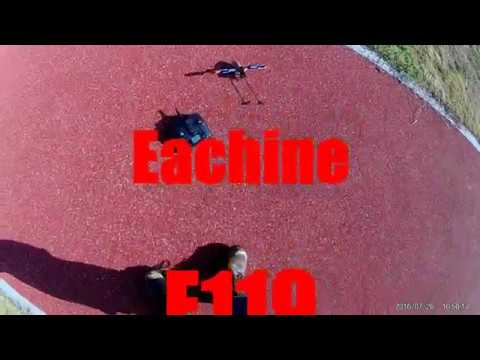 Eachine E119 flighttime about 10minutes