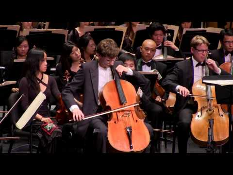 W. Lutoslawski, Concerto for Cello and Orchestra