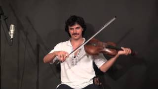 Tcha Limberger - Jazz Violin - Ear Training (Lesson Excerpt)