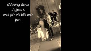 Perfect - Ed Sheeran (Icelandic version) - Guðrún Árný - Hér nú ég stend