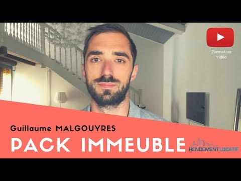 Pack Formation IMMEUBLE