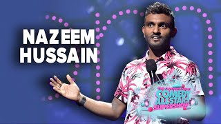 Nazeem Hussain - 2021 Opening Night Comedy Allstars Supershow