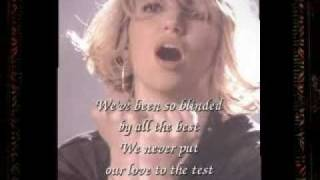 No More Rhyme by Debbie Gibson
