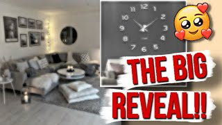 [Vlog 93]: THE FURNITURE REVEAL!!! *Excited*